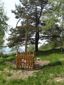 Kríž na Jasenine